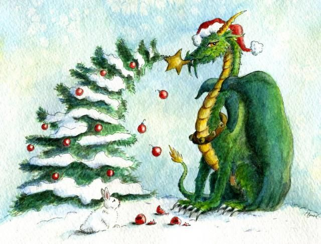christmasdragon